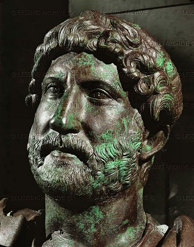 The Emperor Hadrian