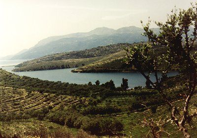 Near Butrint, South-western Albania