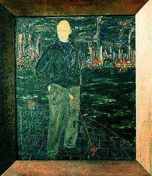 Notre - Dame d'Enfer: portrait of Jean Genet by Anthony Weir